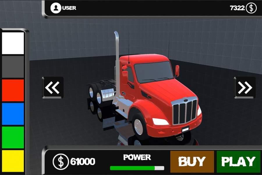 Truck Simulator 3D - Addictive Truck Driving game截图0
