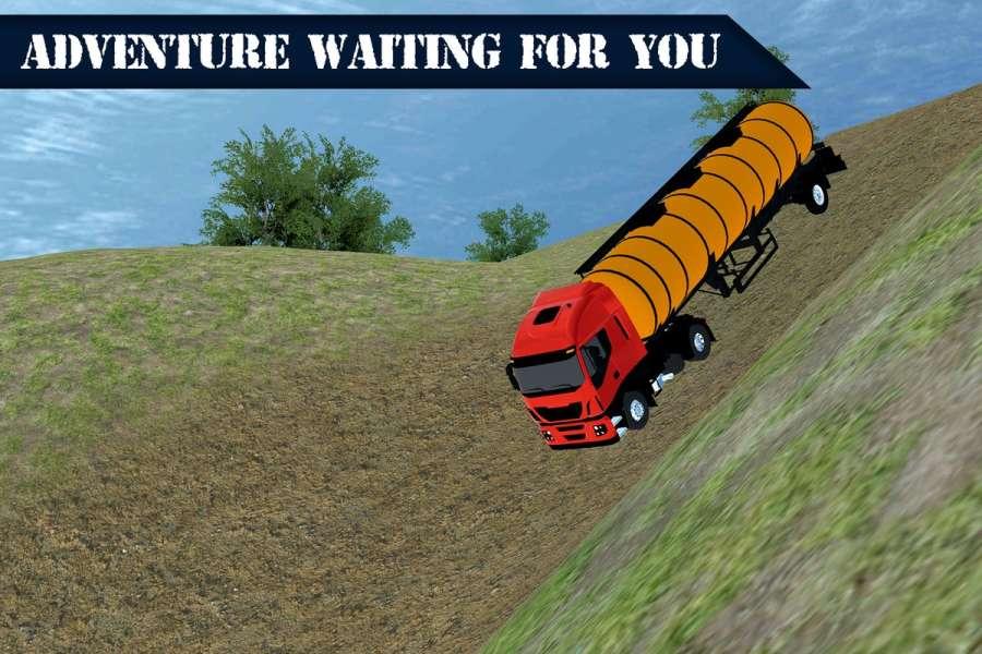 Truck Simulator 3D - Addictive Truck Driving game截图1