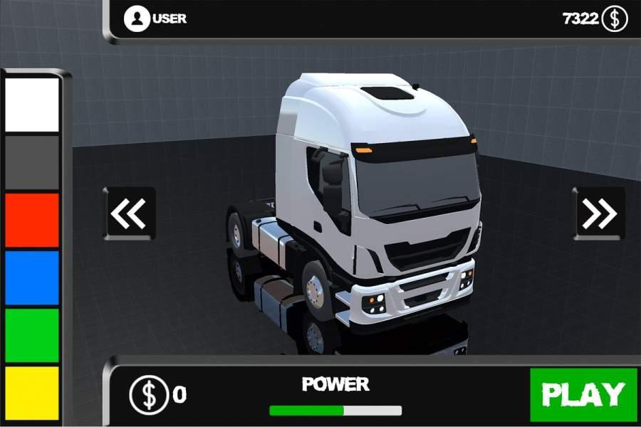 Truck Simulator 3D - Addictive Truck Driving game截图2
