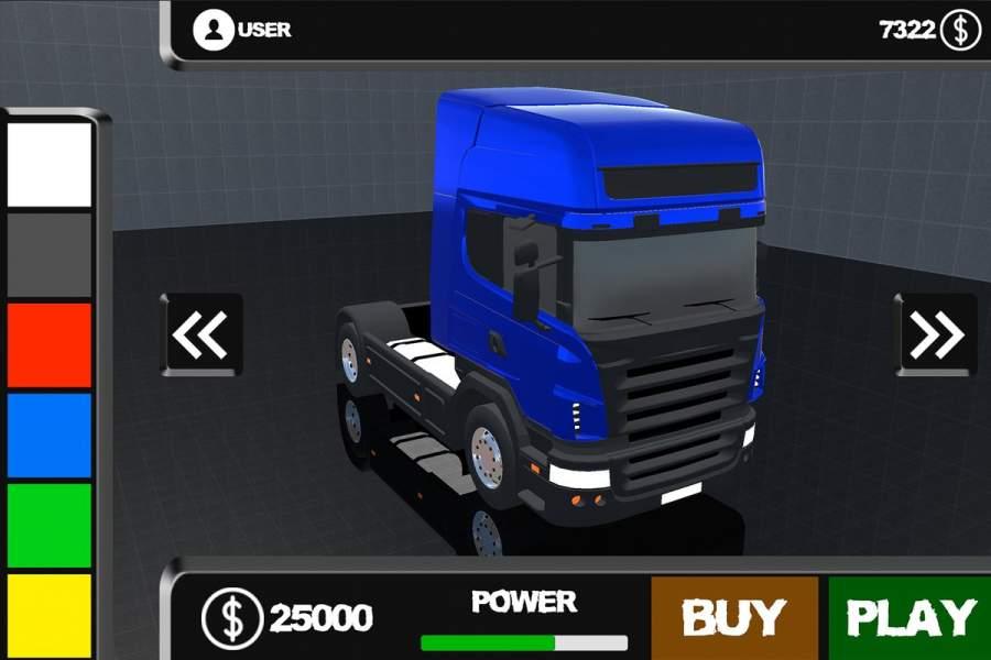 Truck Simulator 3D - Addictive Truck Driving game截图3