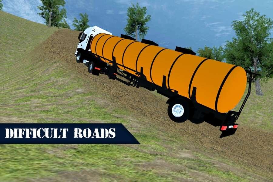 Truck Simulator 3D - Addictive Truck Driving game截图4