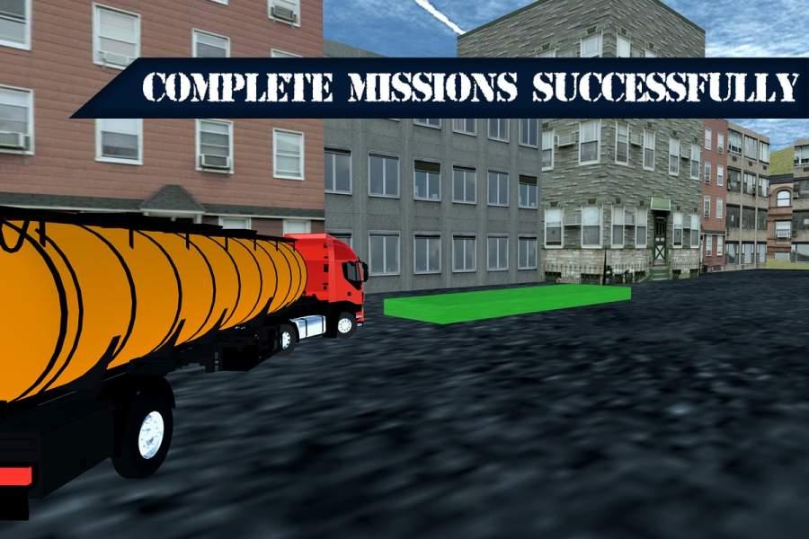 Truck Simulator 3D - Addictive Truck Driving game截图6