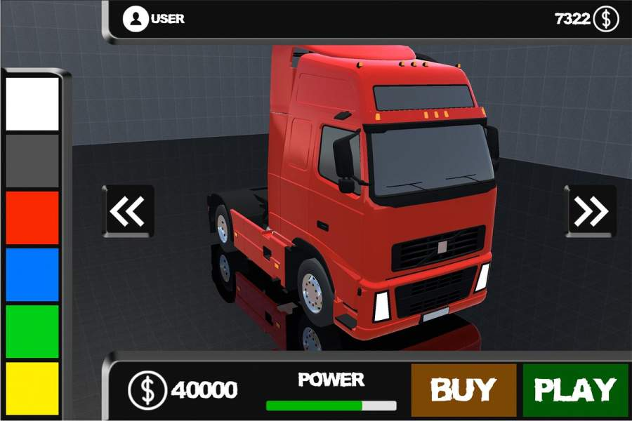 Truck Simulator 3D - Addictive Truck Driving game截图7