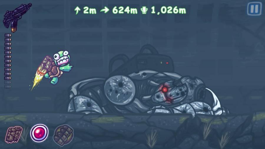 超级弹射龟截图2