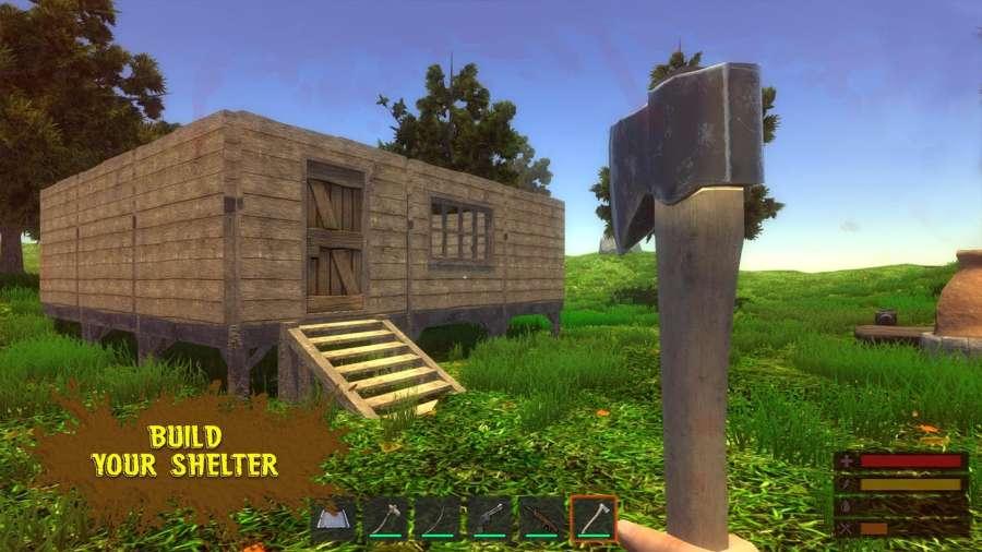 叢林生存模擬器 - 逃生任務截图1