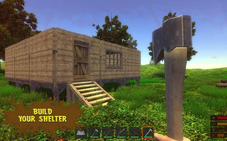 叢林生存模擬器 - 逃生任務截图2
