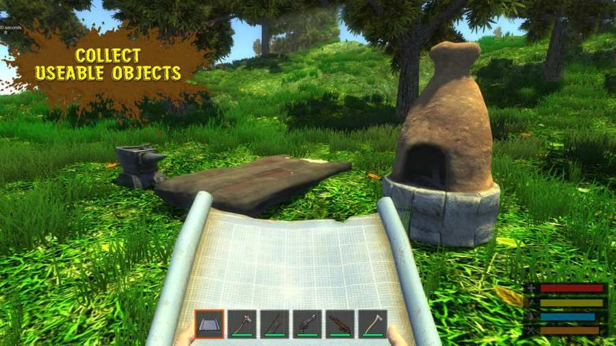 叢林生存模擬器 - 逃生任務截图3
