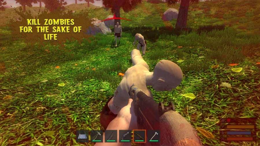 叢林生存模擬器 - 逃生任務截图9