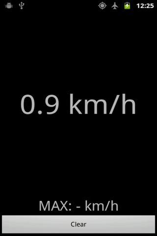 GPS測速儀(公里/小時)
