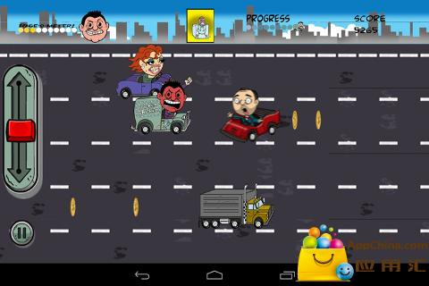 【免費動作App】左巷赛车精简版-APP點子