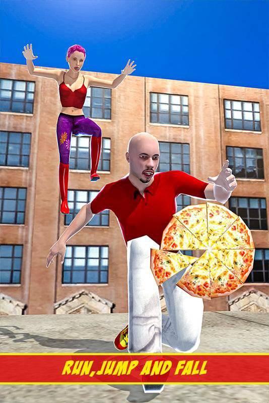 比萨跑:无休止的有趣的冒险截图3