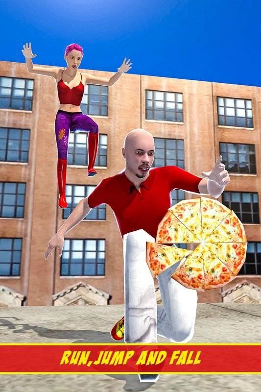 比萨跑:无休止的有趣的冒险截图6