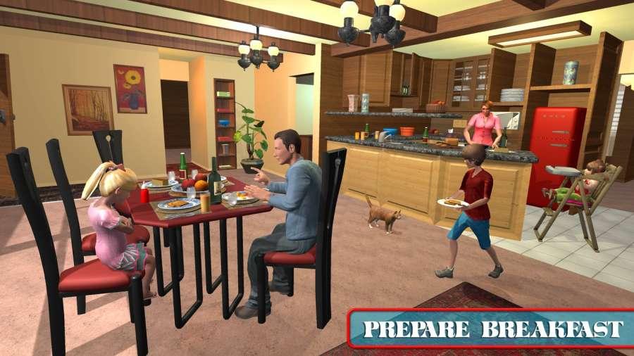 Virtual Mom Babysitter: Family Fun Time截图3