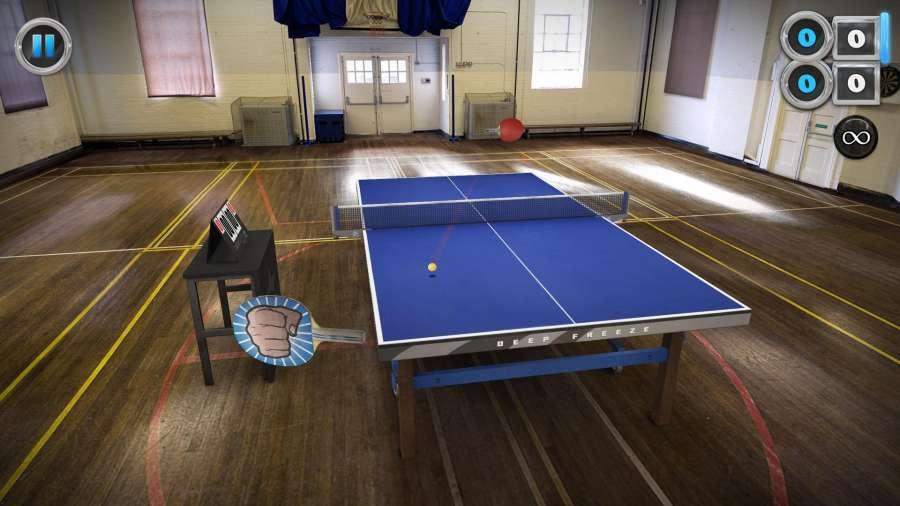 指尖乒乓球截图1