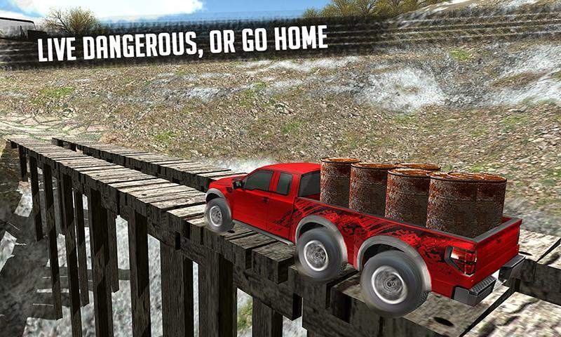 6x6越野车卡车模拟器极限驾驶截图1