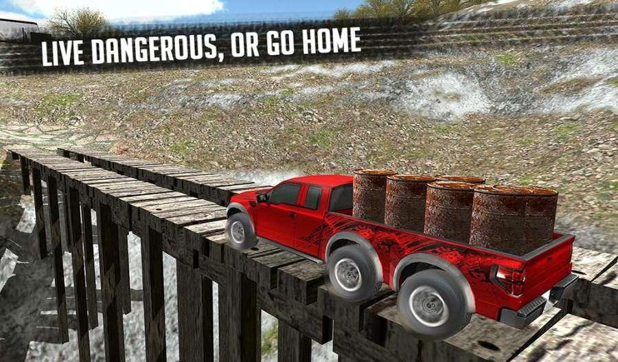 6x6越野车卡车模拟器极限驾驶截图5