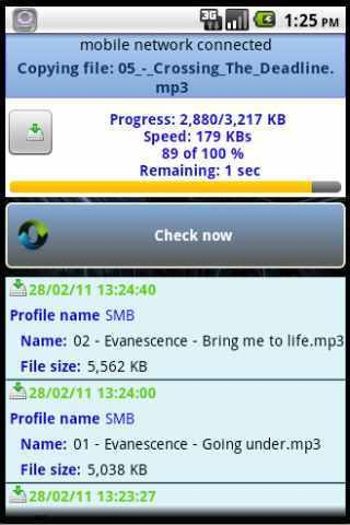 个人电脑同步文件