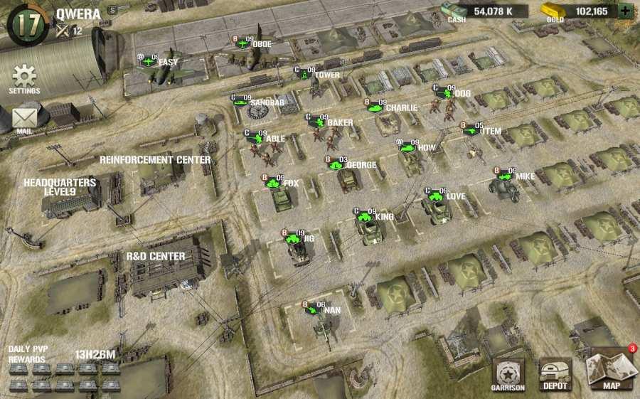 装甲战车截图4