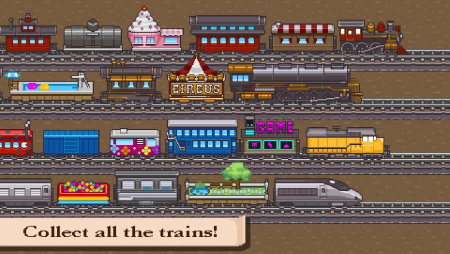 小小铁路截图4