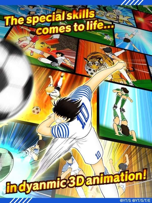 Captain Tsubasa: Dream Team截图8
