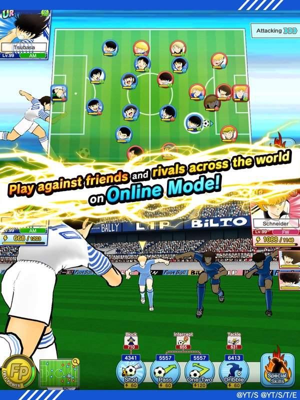 Captain Tsubasa: Dream Team截图9