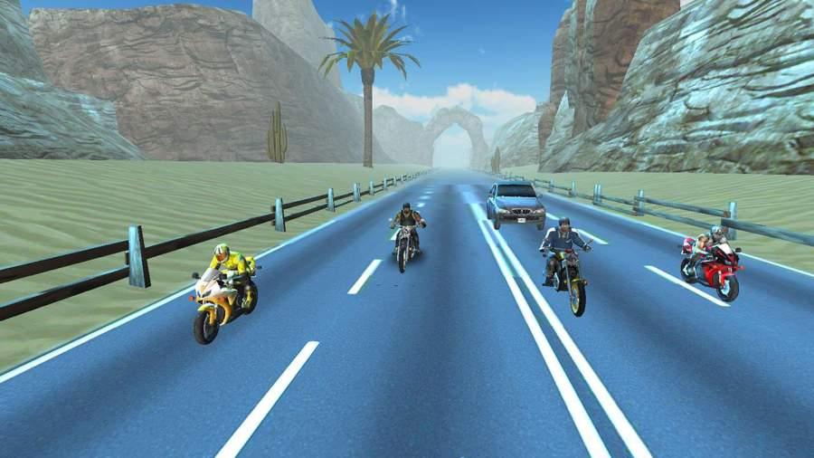 疯狂自行车攻击公路赛截图1