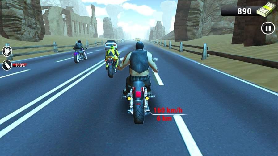 疯狂自行车攻击公路赛截图4