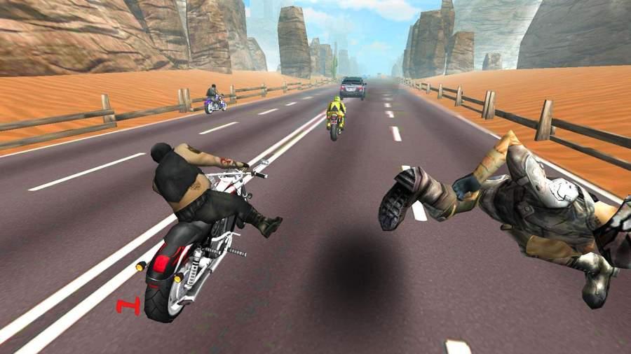 疯狂自行车攻击公路赛截图6