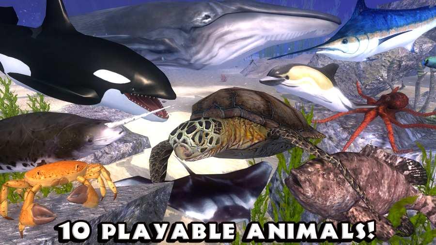 终极海洋模拟器截图3