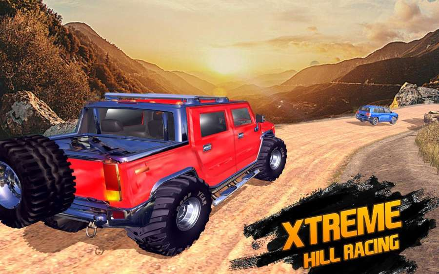 Off-road Jeep Hill Racing 4x4: Xtreme Rally Racing截图3