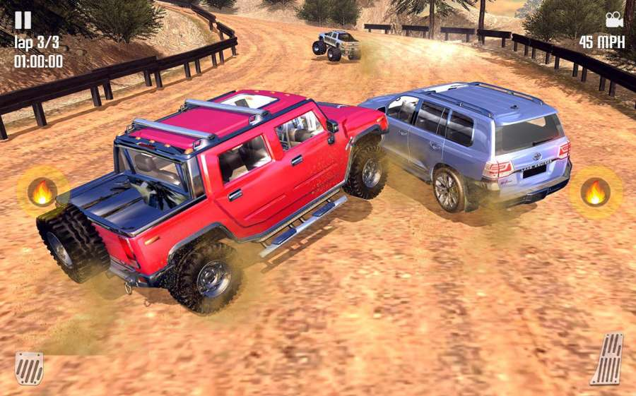 Off-road Jeep Hill Racing 4x4: Xtreme Rally Racing截图4