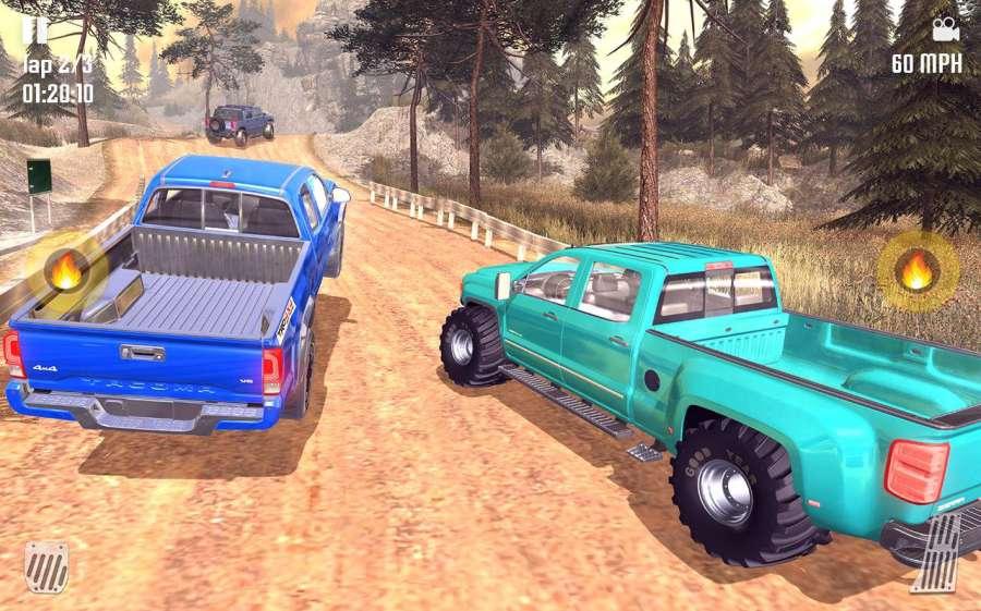 Off-road Jeep Hill Racing 4x4: Xtreme Rally Racing截图5