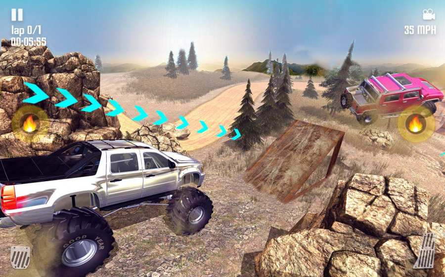 Off-road Jeep Hill Racing 4x4: Xtreme Rally Racing截图6