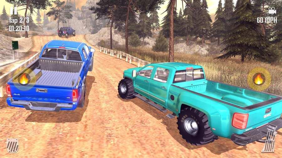 Off-road Jeep Hill Racing 4x4: Xtreme Rally Racing截图8