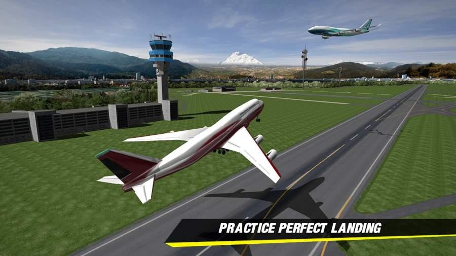 飞机着陆模拟器2018截图9