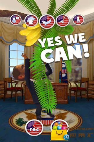会说话的奥巴马 益智 App-癮科技App
