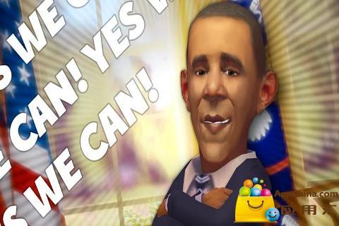 会说话的奥巴马 益智 App-愛順發玩APP
