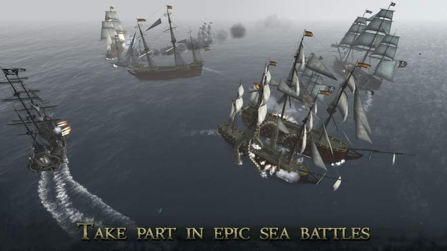 海盗:死亡瘟疫截图0