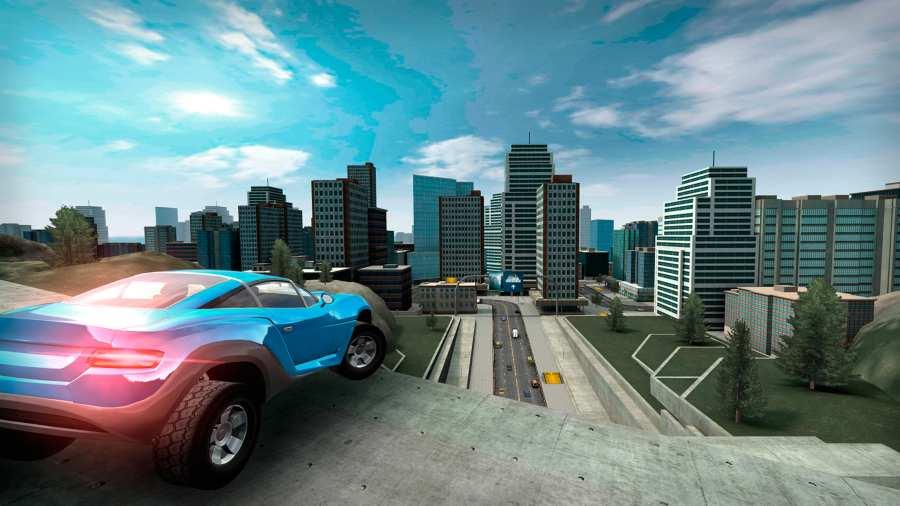 极速汽车模拟驾驶2 测试版截图1