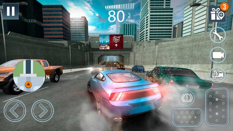 极速汽车模拟驾驶2 测试版截图2