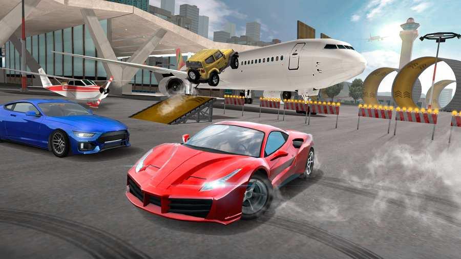 极速汽车模拟驾驶2 测试版截图4