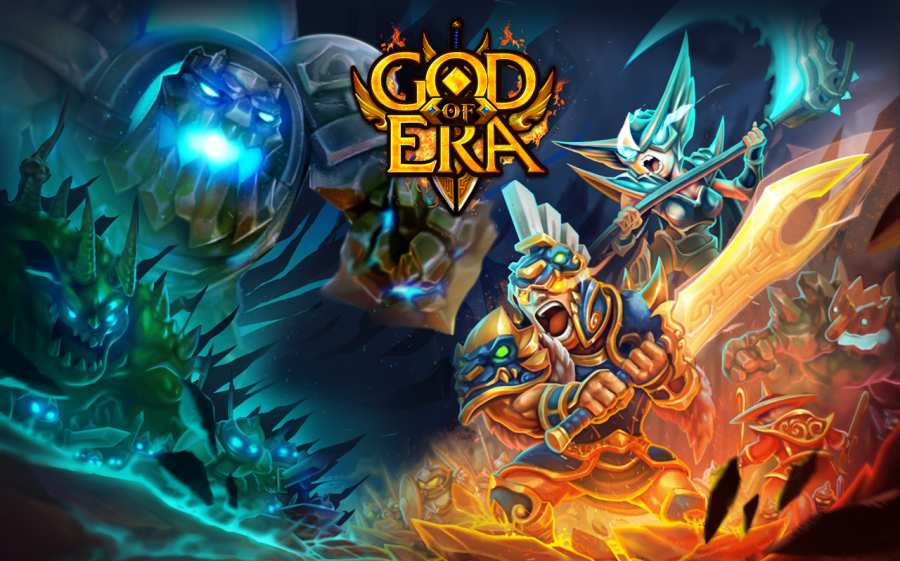 神的时代:英雄战争 God of Era: Heroes War截图1