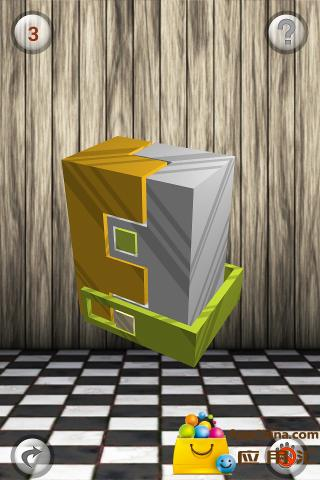 3D孔明锁截图0