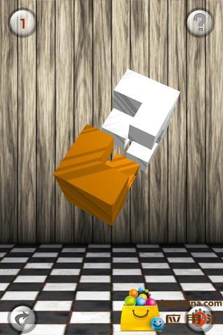 3D孔明锁截图2
