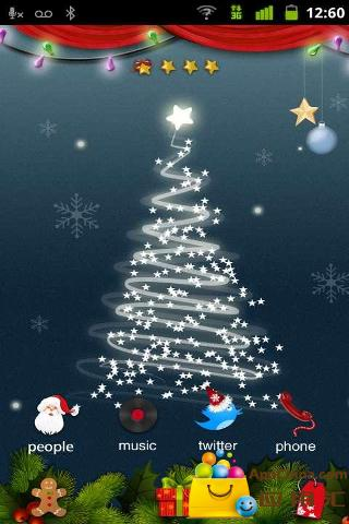 GO主题-圣诞节快乐