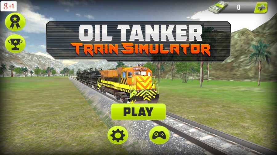 油机列车模拟器截图0