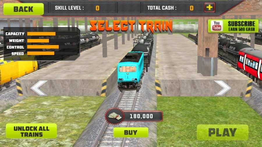 油机列车模拟器截图1