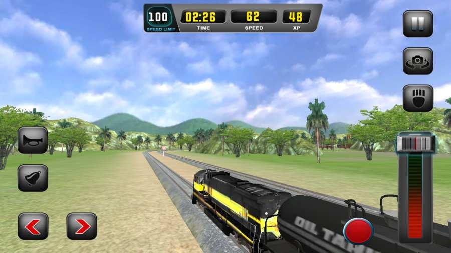 油机列车模拟器截图2