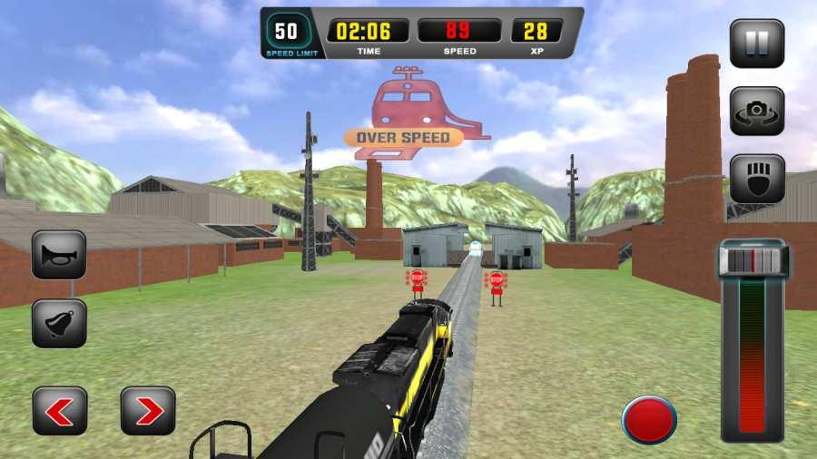 油机列车模拟器截图3
