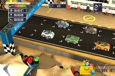 超好玩iOS平台十大最佳赛车游戏推荐| 超好玩